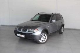 BMW X3 2004 г. (серый)