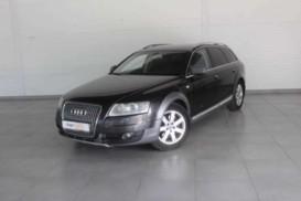 Audi A6 Allroad 2008 г. (черный)