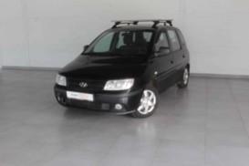 Hyundai Matrix 2007 г. (черный)