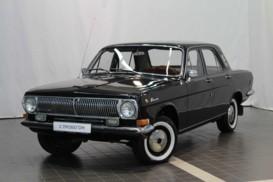 ГАЗ 24 1986 г. (черный)