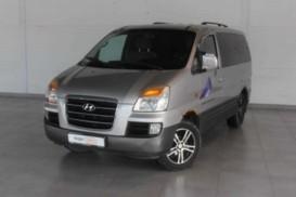 Hyundai Starex 2007 г. (серый)
