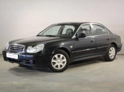 Hyundai Sonata 2006 г. (черный)