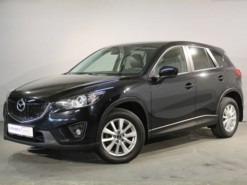 Mazda CX-5 2013 г. (черный)