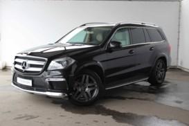 Mercedes-Benz GL 2014 г. (черный)