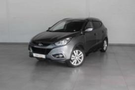 Hyundai ix35 2011 г. (серый)