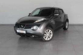 Nissan Juke 2012 г. (серый)