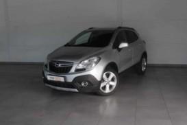 Opel Mokka 2013 г. (серебряный)