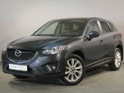 Mazda CX-5 2014 г. (серый)