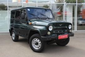 УАЗ Hunter 2016 г. (зеленый)