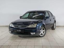 Ford Mondeo 2003 г. (синий)
