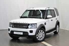 Land Rover Discovery 2015 г. (белый)