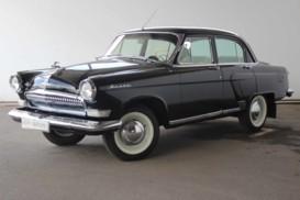 ГАЗ 21 1961 г. (черный)
