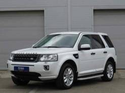 Land Rover Freelander 2013 г. (белый)