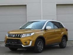 Suzuki Vitara 2019 г. (желтый)