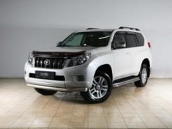 Toyota Land Cruiser Prado 2012 г. (белый)