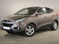 Hyundai ix35 2013 г. (коричневый)