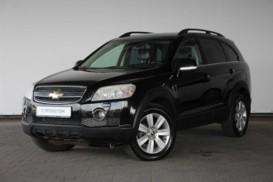 Chevrolet Captiva 2008 г. (черный)