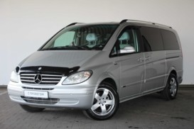 Mercedes-Benz Viano 2009 г. (серый)