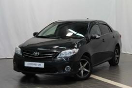 Toyota Corolla 2012 г. (черный)