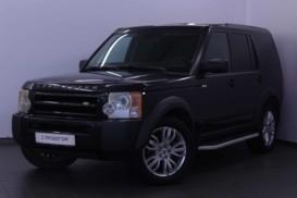 Land Rover Discovery 2007 г. (черный)