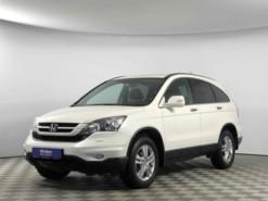 Honda Cr-v 2011 г. (белый)
