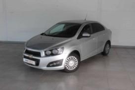 Chevrolet Aveo 2013 г. (серый)
