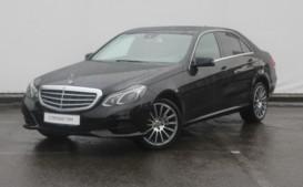 Mercedes-Benz E-klasse 2013 г. (черный)