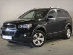 Chevrolet Captiva 2012 г. (черный)