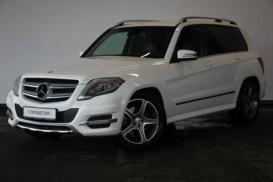 Mercedes-Benz GLK 2013 г. (белый)