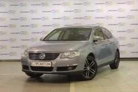 Volkswagen Passat 2010 г. (серый)