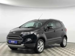 Ford EcoSport 2014 г. (черный)