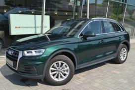 Audi Q5 2017 г. (зеленый)