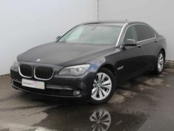 BMW 7er 2010 г. (черный)