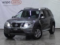 Nissan Terrano 2018 г. (серый)