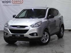 Hyundai ix35 2012 г. (серебряный)