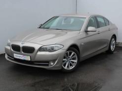 BMW 5er 2012 г. (бежевый)