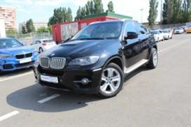 BMW X6 2009 г. (черный)