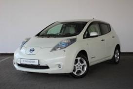 Nissan Leaf 2011 г. (белый)