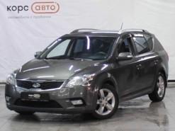 Kia Ceed 2011 г. (серебряный)