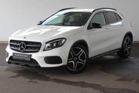 Mercedes-Benz GLA 2018 г. (белый)