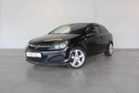 Opel Astra 2010 г. (черный)