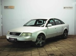 Audi A6 2000 г. (белый)