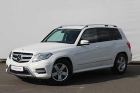 Mercedes-Benz GLK 2014 г. (серебряный)