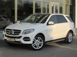 Mercedes-Benz GLE 2016 г. (белый)