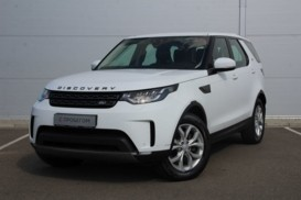 Land Rover Discovery 2017 г. (белый)