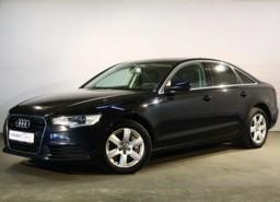 Audi A6 2011 г. (черный)