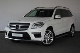 Mercedes-Benz GL 2013 г. (белый)