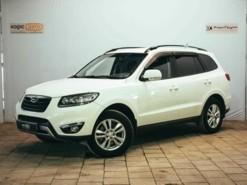 Hyundai Santa FE 2012 г. (белый)