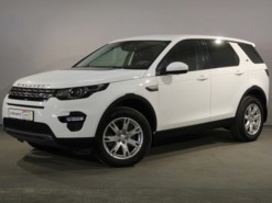 Land Rover Discovery Sport 2017 г. (белый)