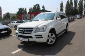 Mercedes-Benz GL 2011 г. (белый)